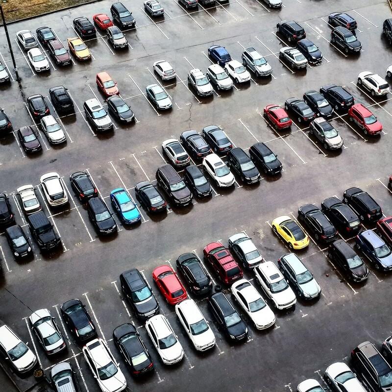Строительство парковок и автомобильных стоянок